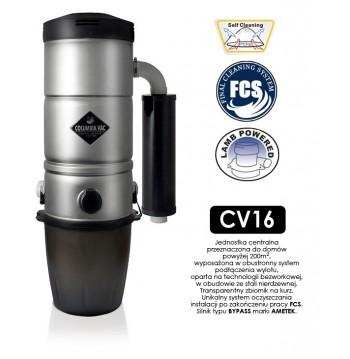 Odkurzacz centralny Columbiavac CV16